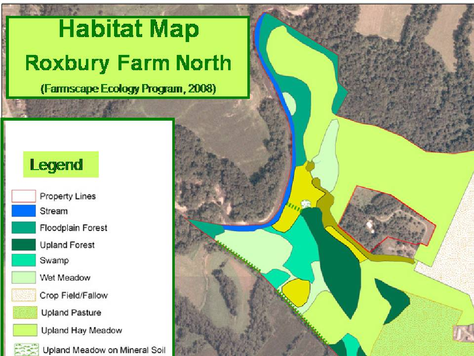 Example of a Habitat Map.