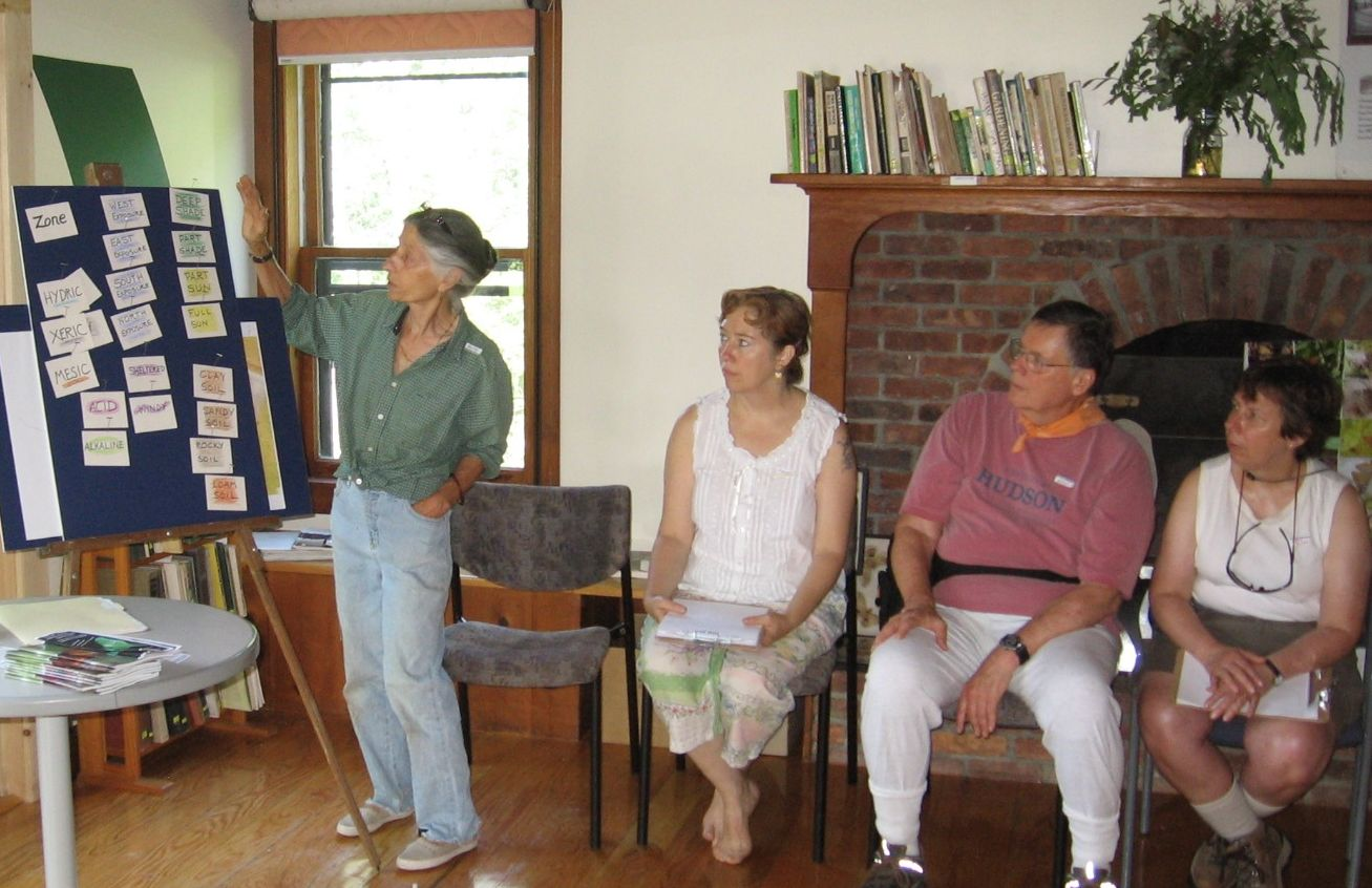 Native Plant Garden Workshop with Ruth Dufault