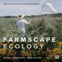 "Poster for ""Farmscape Ecology"" film."